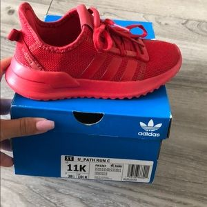 ADIDAS FOR KIDS size 11K